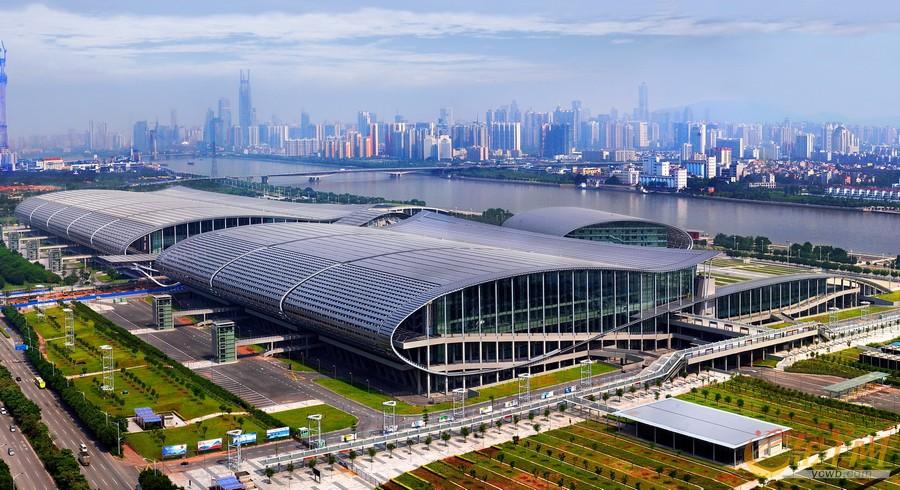 118-ая Международная Кантонская выставка в Гуанчжоу (Canton Fair 2015 The 118th China Import and Export Fair)